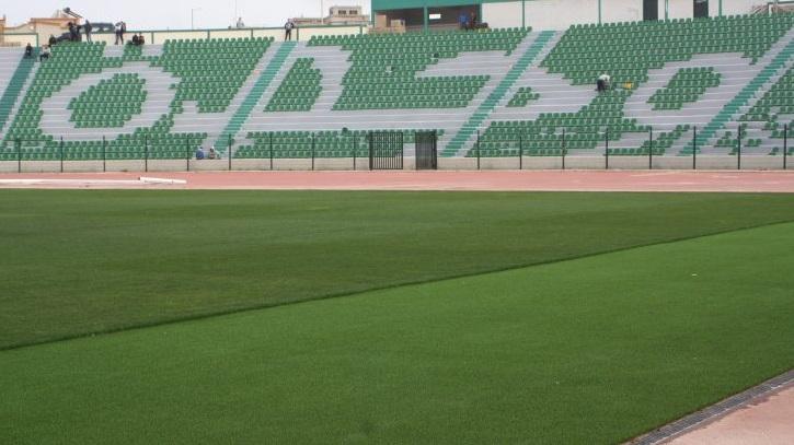 Le stade d'Honneur d'Oujda fait peau neuve