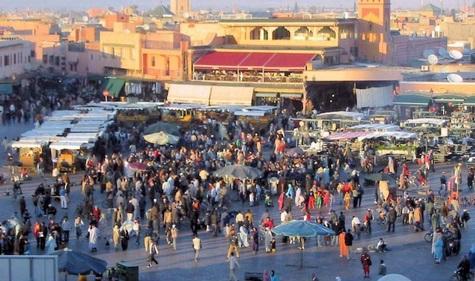 Les arrivées touristiques en hausse de 8,2% à fin juillet