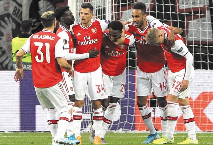 Ligue Europa : Arsenal, Man United et Séville frappent d'entrée