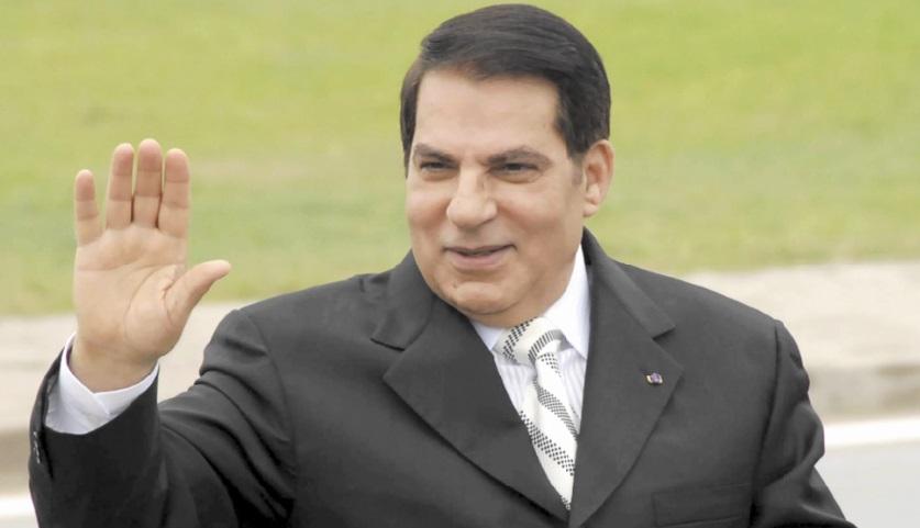 Décès en exil de l'ancien président tunisien Zine el Abidine Ben Ali