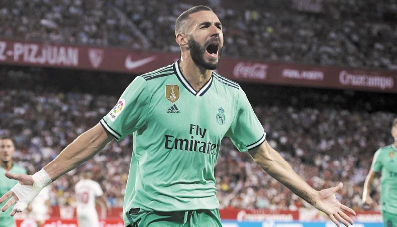 Benzema et le Real chassent les doutes avec orgueil