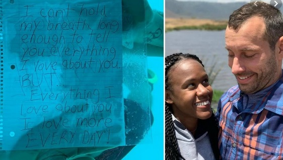 Insolite : Un Américain se noie en demandant son amie en mariage