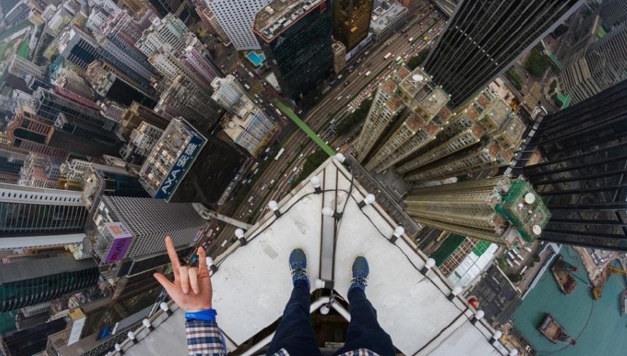 Selfie, pratique à risque