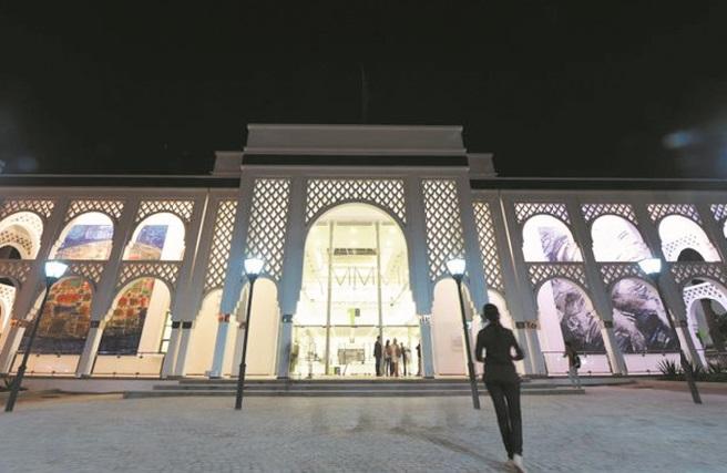 Ouverture en grande pompe de la première biennale de Rabat