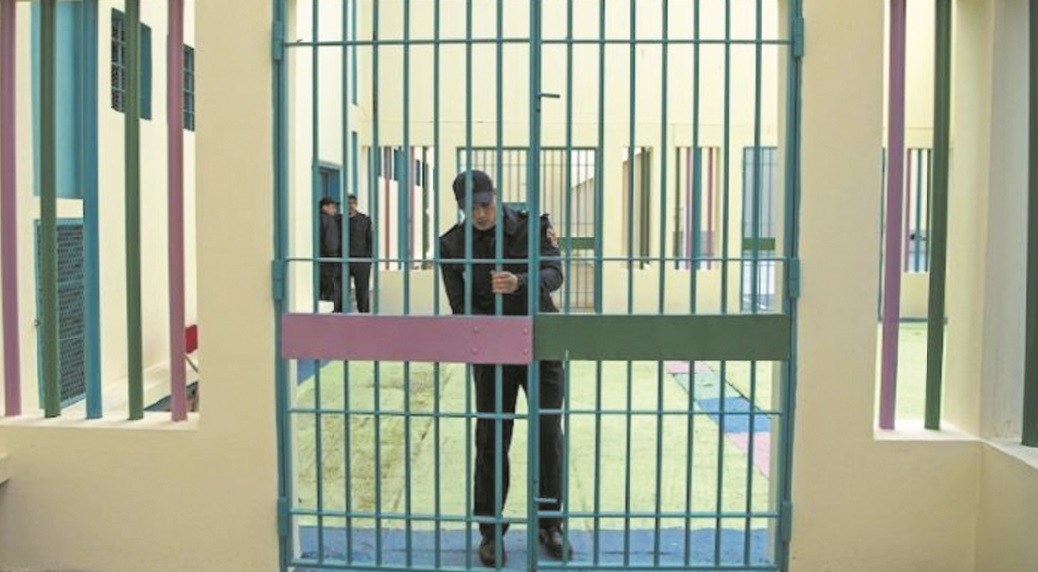 Faire de la prison et revenir