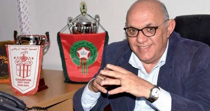 Habib Sidinou : Le Hassania d'Agadir bien préparé pour la nouvelle saison