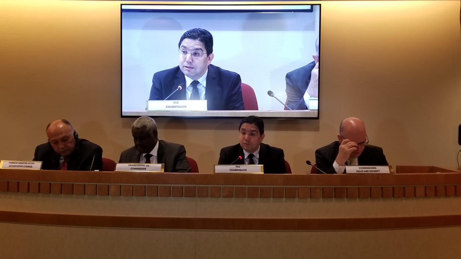 Appel au renforcement des actions de l'UA pour la prévention des conflits