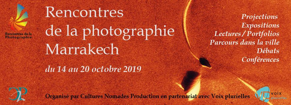 Nouvelle édition des Rencontres de la  photographie de Marrakech en octobre