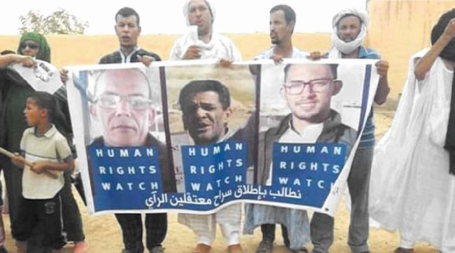 Enième soulèvement des habitants des camps de Tindouf contre le Polisario