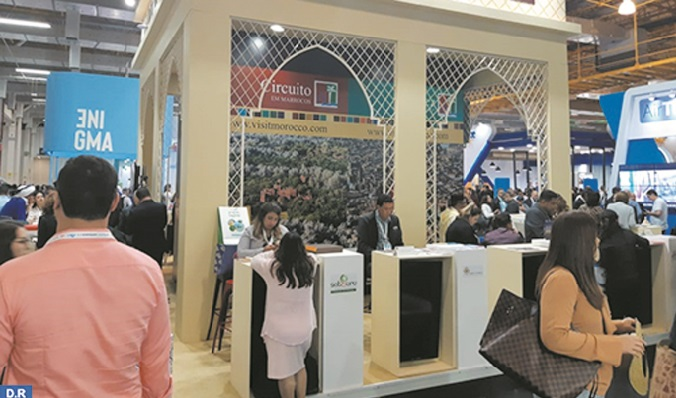 Participation distinguée du Maroc au Salon international du tourisme de São Paulo