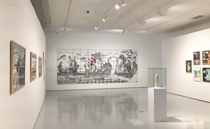 """La Tunisie représentée à la Première Biennale d'art contemporain de Rabat par """"Ulysse de la Hafsia"""""""