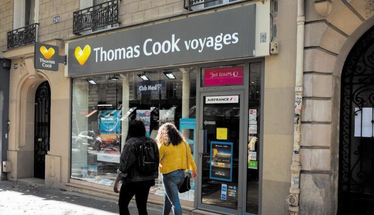 Ouverture d'une enquête sur les comptes de Thomas Cook