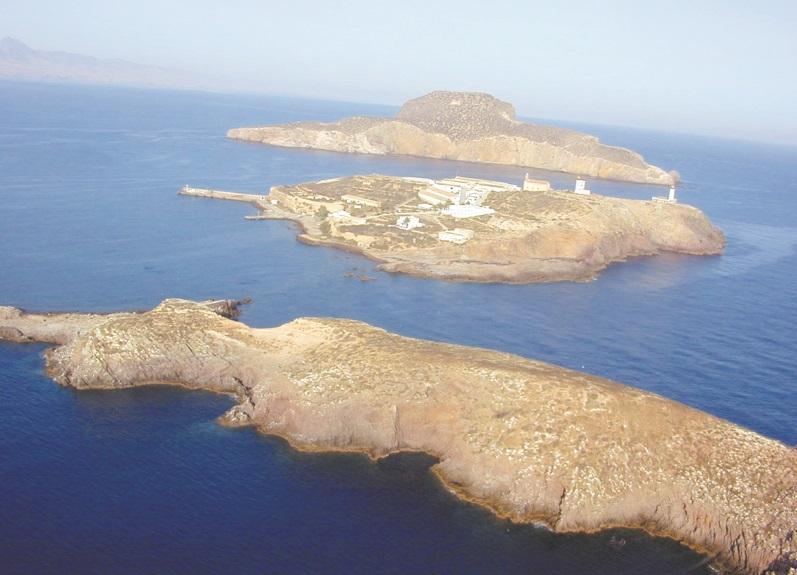 Les îles Jaâfarines ne renvoient plus vers Mellilia