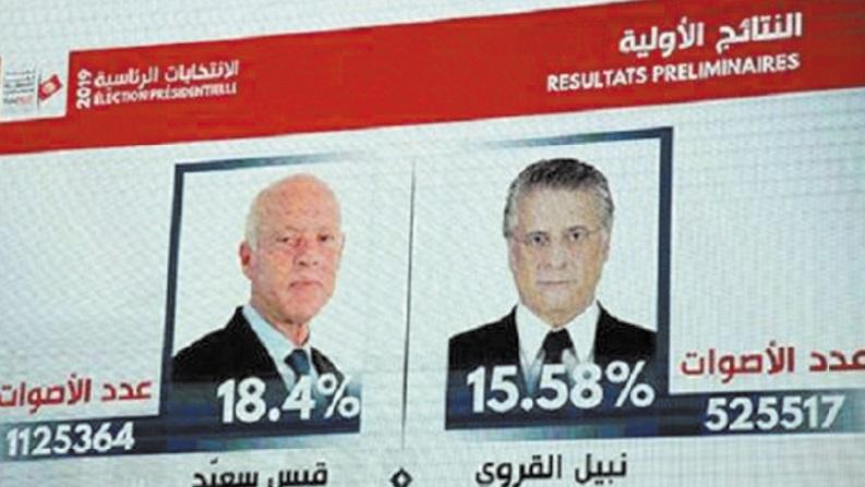 Le 2ème tour de la présidentielle en Tunisie est pour le 13 octobre