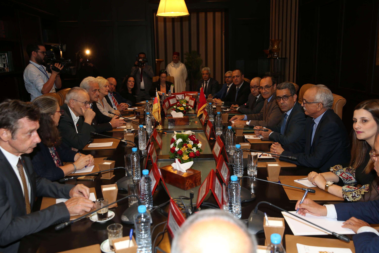 Habib El Malki appelle à l'organisation d'un forum parlementaire maroco-allemand