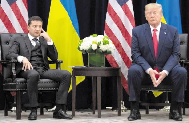 Trump accuse Pelosi de trahison dans l'affaire ukrainienne