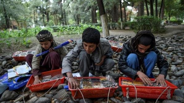 La génération des Afghans de moins de 18 ans n'a connu que la guerre