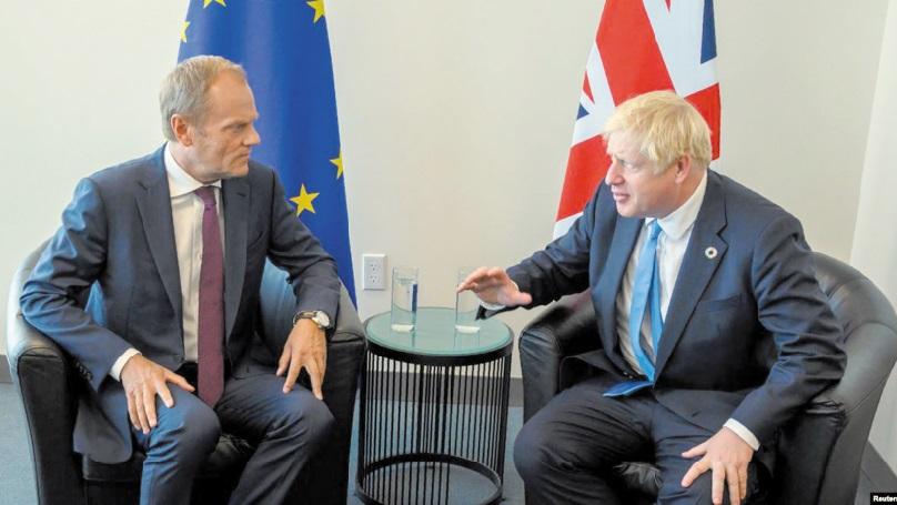 Brexit : Londres et Bruxelles au bord de la rupture