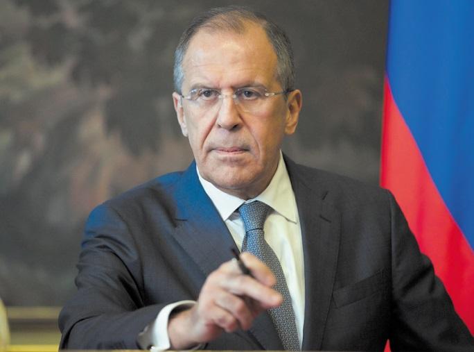 Sergueï Lavrov : La politique américaine en Syrie risque de mettre le feu à la région