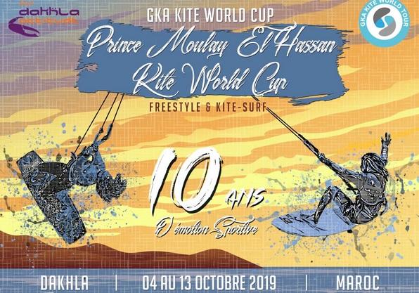 10ème championnat mondial de kitesurf à Dakhla