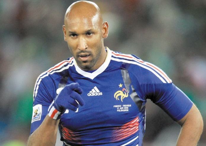 Les plus gros bad buzz des stars du football : Nicolas Anelka