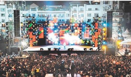 Nouvelle édition du concert pour la tolérance à Agadir