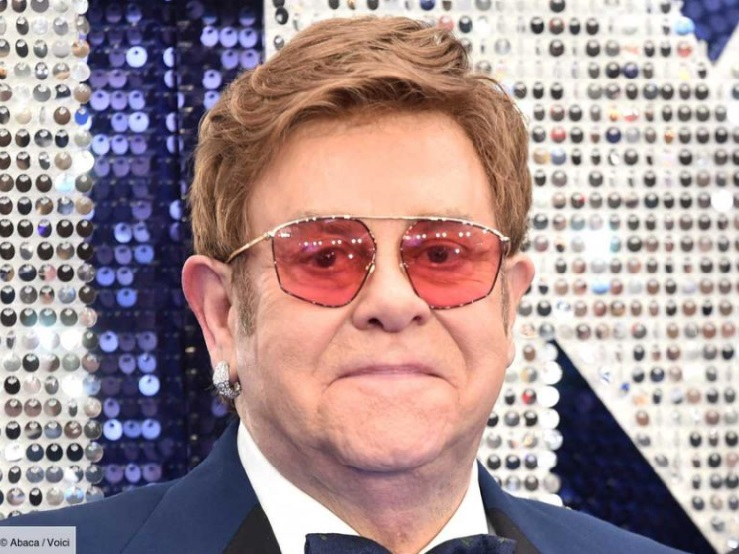 Le jour où Elton John a vu la reine Elizabeth II perdre son sang-froid