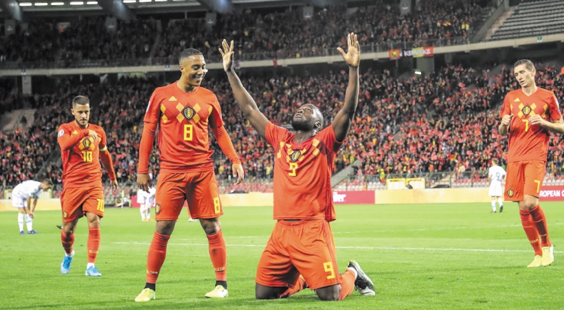 La Belgique première qualifiée à l'Euro 2020 : Les Pays-Bas se font peur