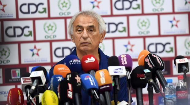 Vahid Halilhodzic : Beaucoup de travail reste à faire pour reconstruire l'équipe nationale