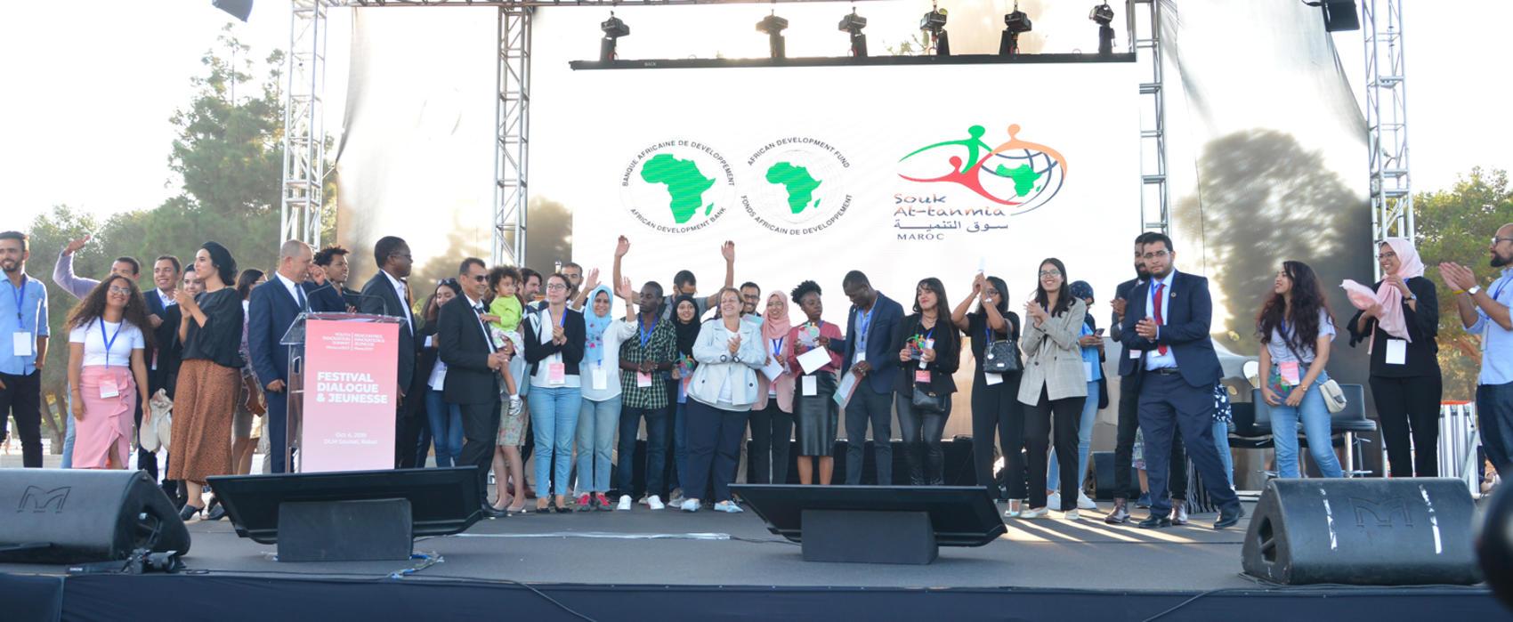 La Banque africaine de développement soutient  l'entrepreneuriat des jeunes et l'innovation au Maroc