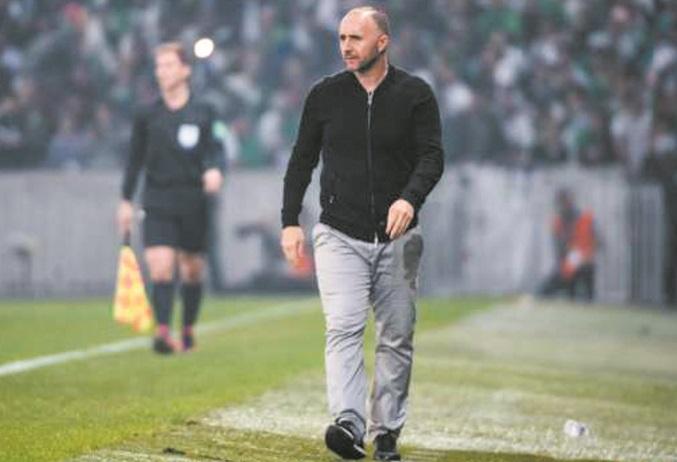 Djamel Belmadi : Les supporters ont fait un travail magnifique