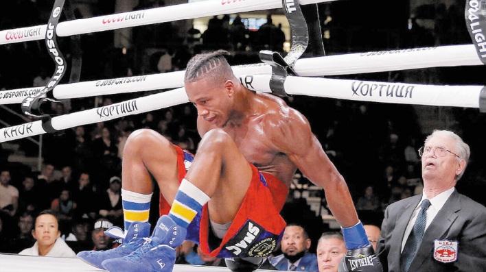 Le boxeur américain Patrick Day est mort des suites de sa lésion cérébrale