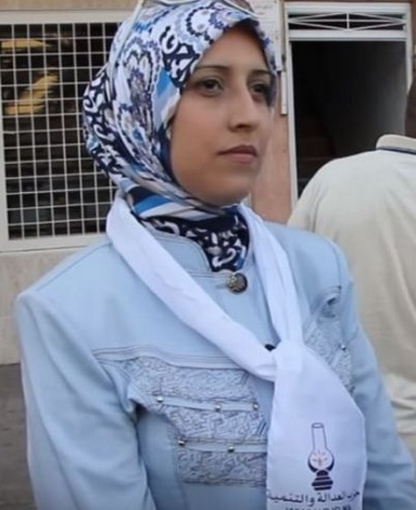 Annulation de l'élection d'Iman Sabir