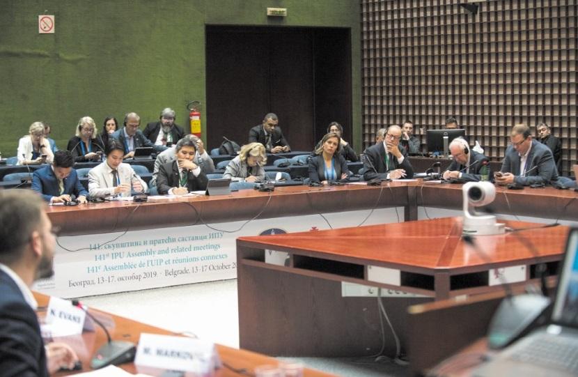 Participation active d'une délégation parlementaire marocaine à la 141ème Assemblée de l'UIP