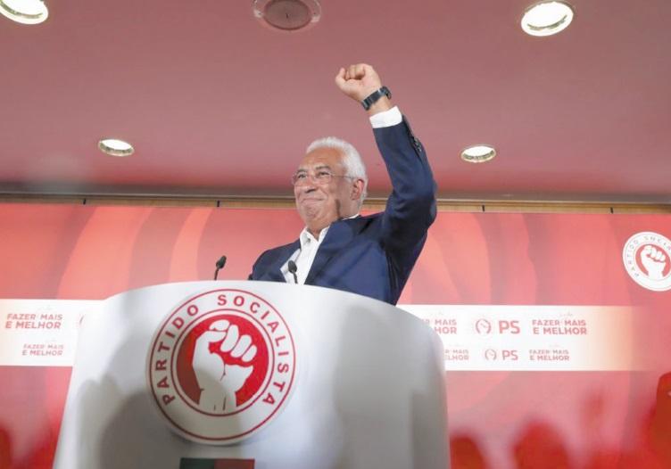 Victoire des socialistes portugais aux législatives