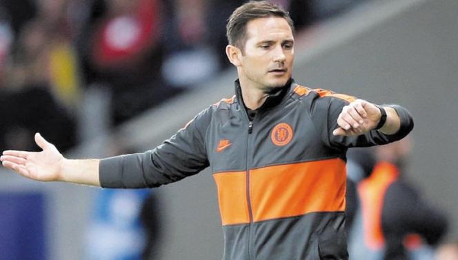 Réforme de la C1 : Lampard opposé à la multiplication des matches