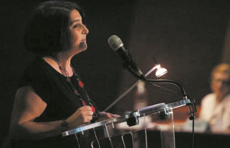 """D'une """"femme encagée"""" à une """"femme engagée"""", l'écrivaine Fatiha Saidi se raconte"""