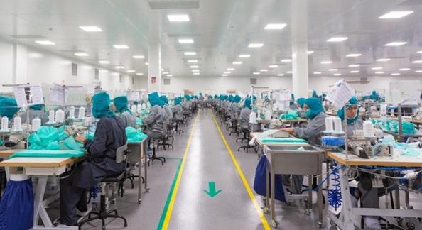 Inauguration à Berrechid de la première usine marocaine spécialisée dans le textile médical