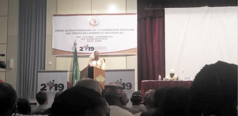 Vers la mise en place d'un Forum des institutions nationales des droits de l'Homme en Afrique