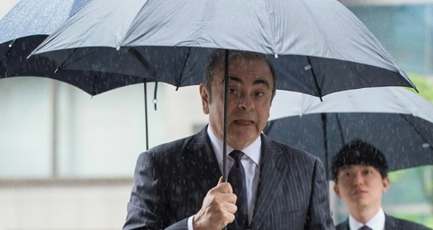 Ghosn demande l'abandon des poursuites au Japon