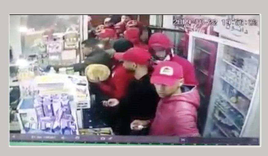 La horde sauvage : Une bande de nervis a sévi à Oujda ternissant ainsi l'image qui doit être celle du supporter