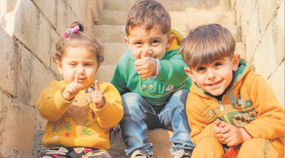 Lancement d'une campagne pour le développement de la petite enfance