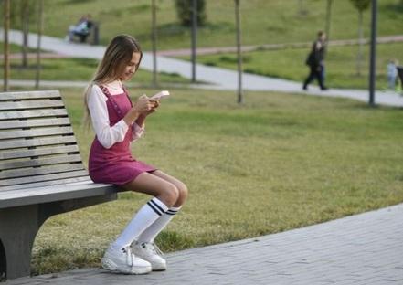"""En Russie, des enfants stars aux millions de """"likes"""""""