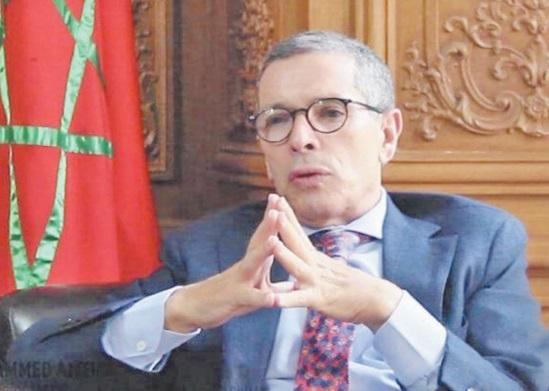 Mohamed Ameur appelle la communauté marocaine à apporter sa contribution au nouveau modèle de développement du Royaume