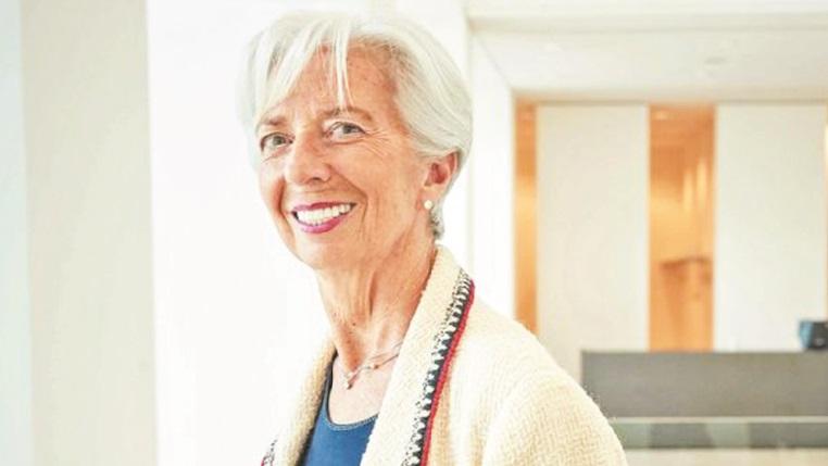 Christine Lagarde, une femme de pouvoir forgée par les crises