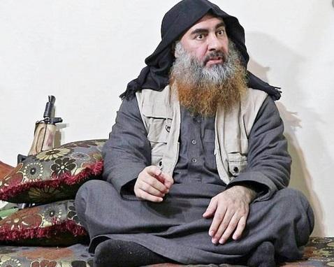 Le corps du chef de l'EI Abou Bakr al-Baghdadi immergé en mer