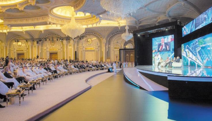 """Ryad ouvre ses portes aux leaders mondiaux pour le """"Davos du désert"""""""