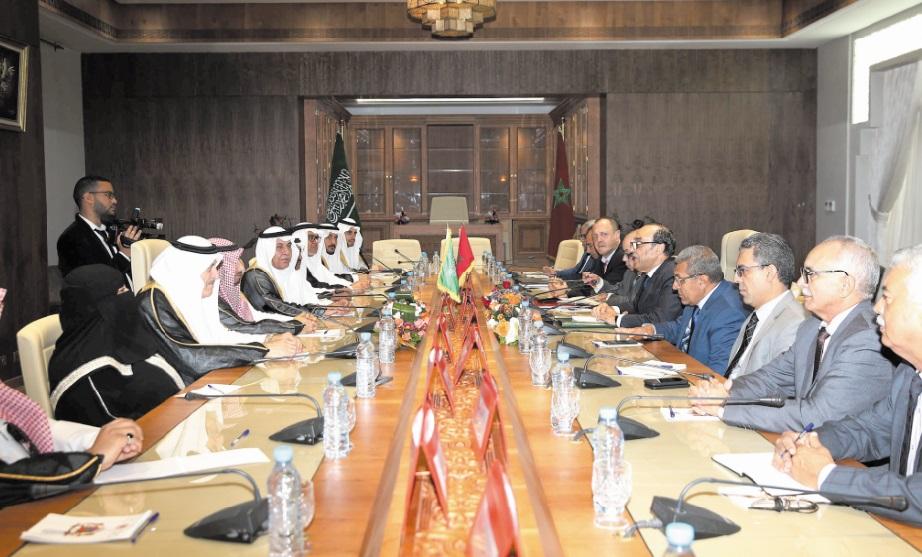 Habib El Malki appelle à la création d'un forum parlementaire maroco-saoudien