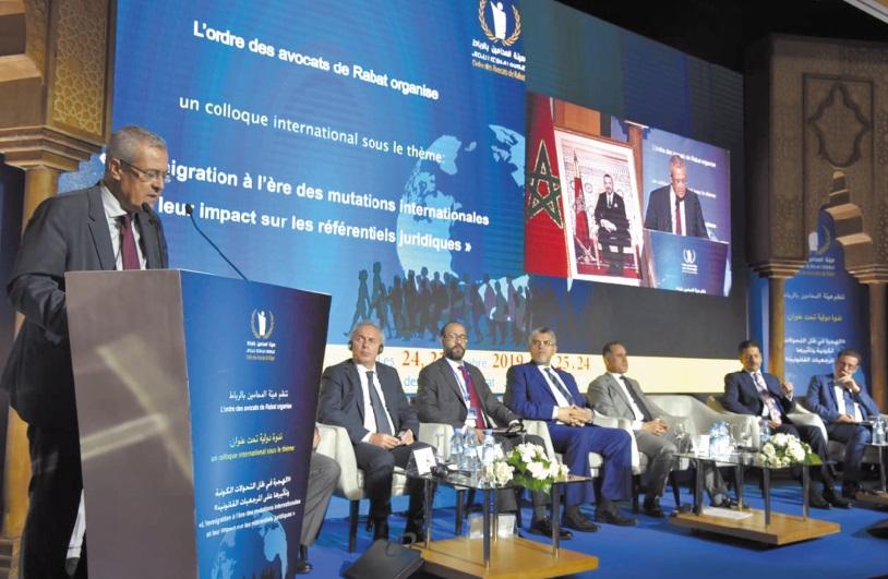 Mohamed Benabdelkader : Donner corps à une politique globale et multidimensionnelle sur les questions de la migration