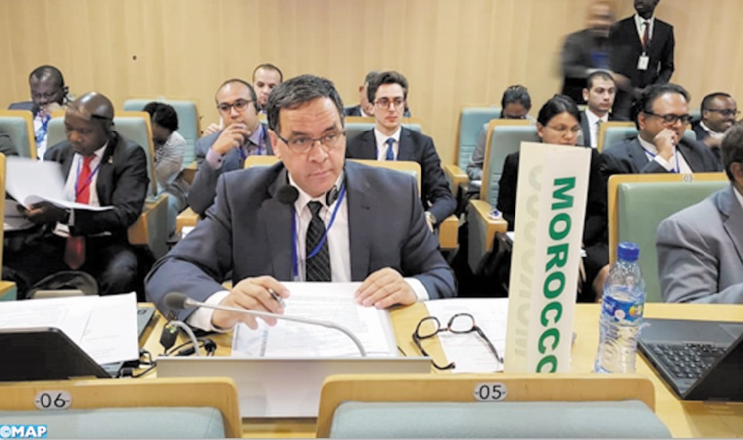 Mohamed Arrouchi : La présidence par le Maroc du CPS a été guidée par la neutralité